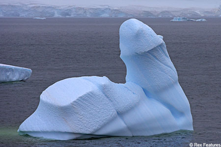 That's my kind of iceberg
